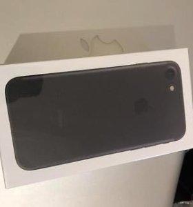 iPhone 7, 128GB, Black