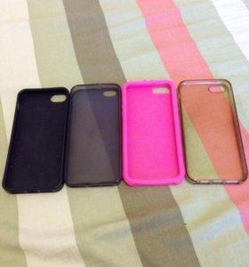 Чехлы для iPhone 📱 5