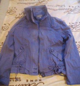 Куртка ветровка женская, весна.