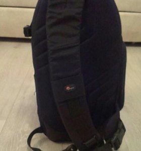 Рюкзак для фотоаппарата Lowepro SlingShot 202AW Bl