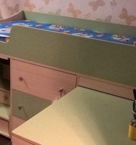 Детская комната + свет + в подарок диван