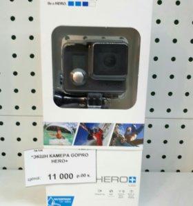 Экшн камера 4к Go Pro Hiro+