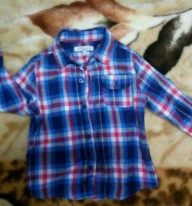 Рубашка Indigo