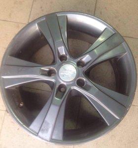 Литые диски R16 Chevrolet Cruze