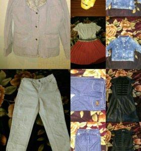 Женская одежда 42-44 s