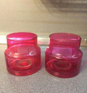 Подсвечники для маленьких свечей