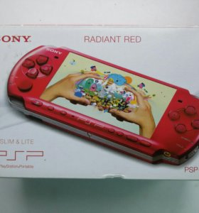 PSP 3008 Red