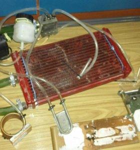 Универсальная система жидкостного охлаждения