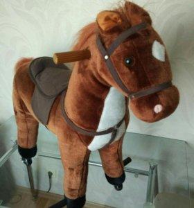 Поницикл - механическая лошадка