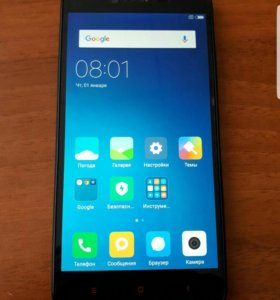 Xiaomi redmi note 2 Обмен