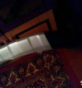 Накладка на передний бампер (сузуки SX4)