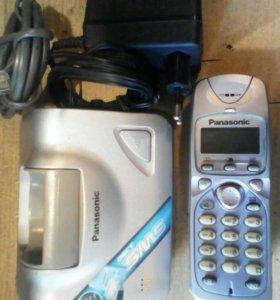 Радио телефон Panasonic KX-A125RU
