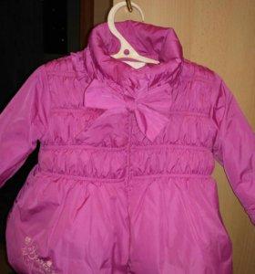 Курточка демисезонная р.80