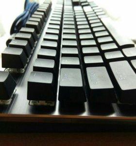 Новая Механическая клавиатура Technology X9