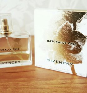 Туалетная вода-Givenchy Naturally Chic 50ml