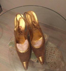 Туфли Dolce &Gabbana
