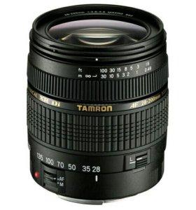 Tamron 28-200/3.8-5.6 macro Nikon