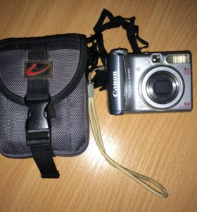 Canon A540 фотоаппарат