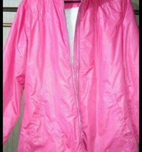 Куртка демисезонная демикс