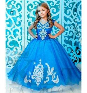 НОВОЕ платье для принцессы на выпускной