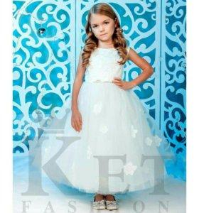НОВОЕ платье для маленькой леди