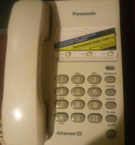 "Телефон ""Panasonik"""