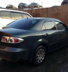 Mazda 6 -2004 года