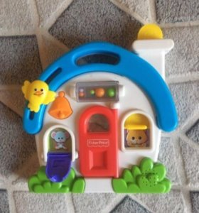 Игрушки tiny love, fisher price