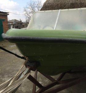 Моторная лодка Касатка