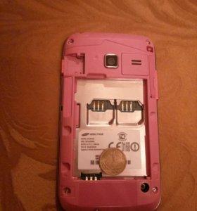 Смартфон самсунг GT-S6102 laFleur