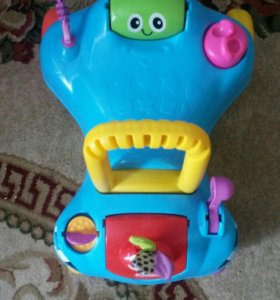 Машинка-ходилка
