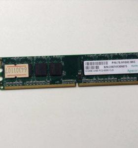Оперативка DDR2 512mb