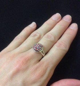Колечко, кольцо с микровышивкой