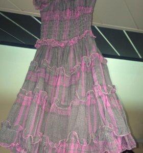Платье на 9-10 лет