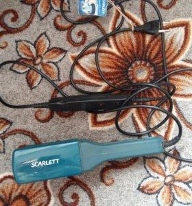 Щипцы для выпремления волос