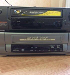 Видеомагнитофоны - почти новые!