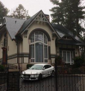 Сделаем красивую крышу