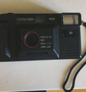 Плёночный фотоаппарат CONCORD