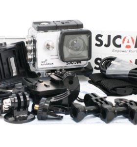 ๏●Экшн-камера SJCam SJ5000X Elite White 4К●๏