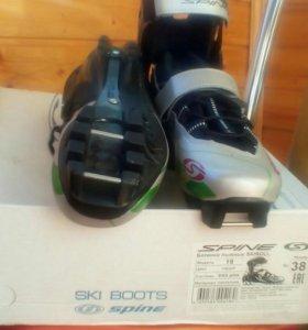 Продаю лыжиролерные ботинки