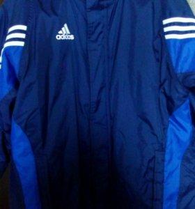 Куртка адидас новая( М)