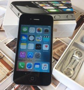 Новый Iphone 4S 16гиг Оригинал