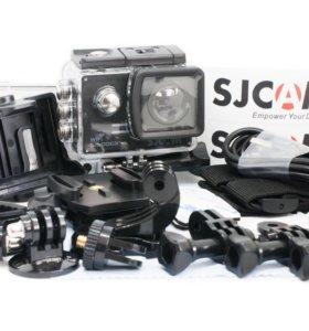 ๏●Экшн-камера SJCam SJ5000X Elite Black 4К●๏