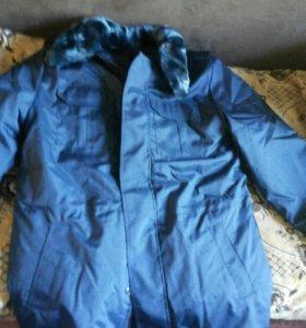 Куртка зимняя (весеняя)