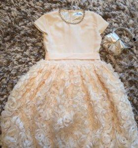 Продам праздничное платье для очаровательной принц