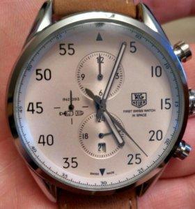 🔝 Часы легенда - Tag Heuer Carrera space X.
