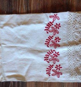Полотенце ручной работы