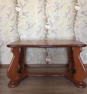 Стол из натур.дерева