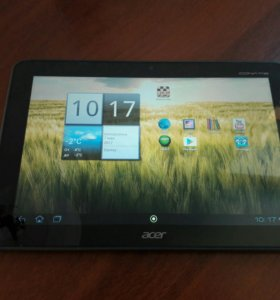 Acer iconia tab A 200