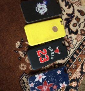 Чехлы на айфон 6 6s